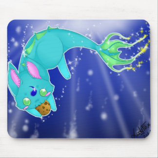 Water critter mouse pads