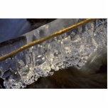 Water Crystals Photo Sculpture