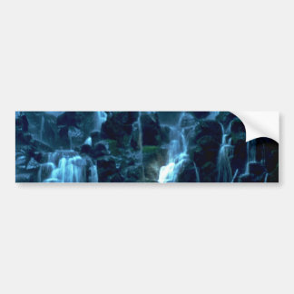 Water Curtains Bumper Stickers