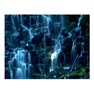 Water Curtains Postcard