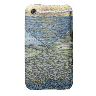 Water Cycling | iPhone 3 Case | Customizable |