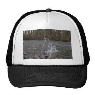 Water Dance Mesh Hats
