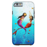 Water Dance phone case Tough iPhone 6 Case