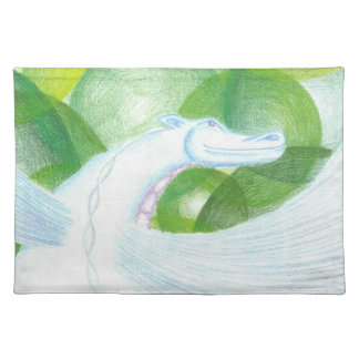 Water Dragon American MoJo Placemats