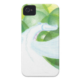 Water Dragon Blackberry Case-Mate Case