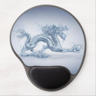 Water Dragon Gel Mouse Pad