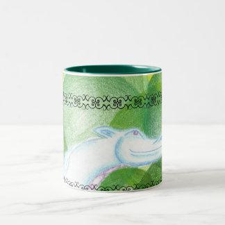 Water Dragon Mug