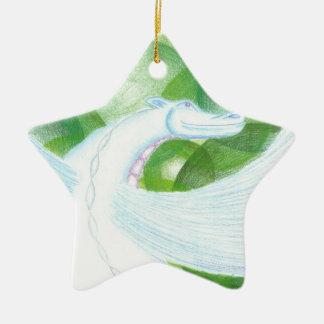 Water Dragon Ornament