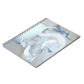 Water Dragon Painting Notebook