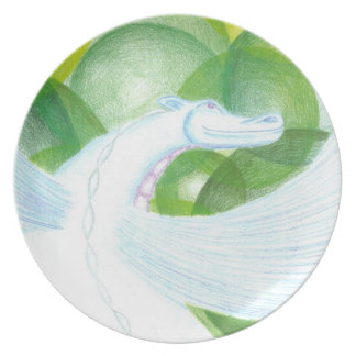 Water Dragon Plate