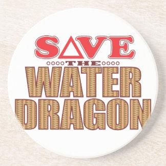 Water Dragon Save Coaster