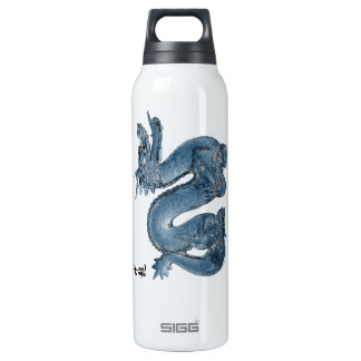 Water Dragon 16 Oz Insulated SIGG Thermos Water Bottle