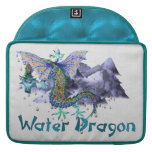 Water Dragon Sleeves For MacBook Pro