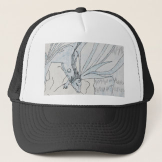 Water Dragon Trucker Hat