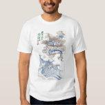 Water Dragon Vintage Japan 2012 T Shirt