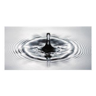 Water drop 2 card