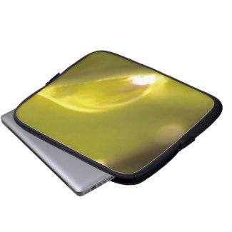 Water Drop Laptop or iPad Sleeve 3 electronicsbag