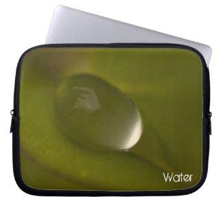 Water Drop Laptop or iPad Sleeve 4 fuji_electronicsbag