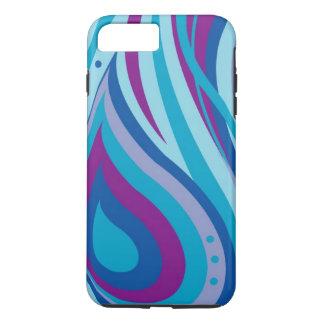 Water Drop Line design iPhone case