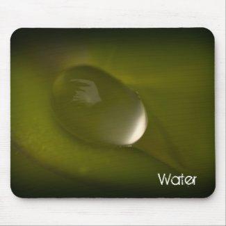 Water Drop Mousepad 2