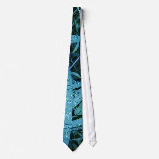 Water Drop Neck Tie