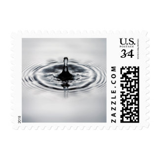 Water drop postage