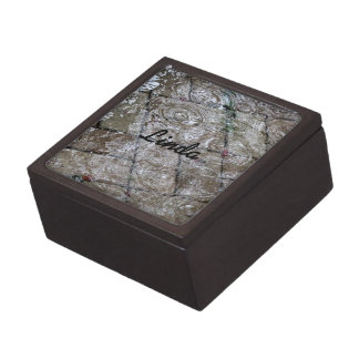 Water Drop Ripples Premium Jewelry Boxes