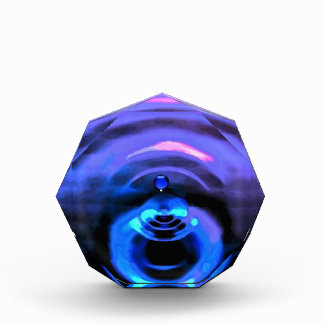 Water Droplet Acrylic Award