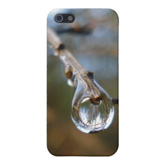 Water Droplet by Uncle Junk iPhone 5 Cover