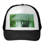 Water Droplets Mesh Hats