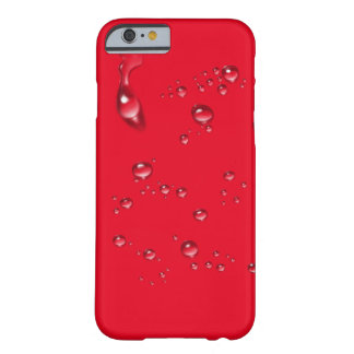 Water Drops Barely There iPhone 6 Case