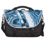 Water Drops Commuter Bag