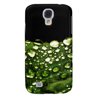 Water Drops Crystal Clear Fine glass tiles Beautif Samsung Galaxy S4 Cover