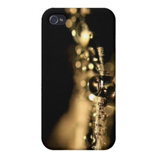 Water drops iPhone 4 cover
