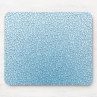 Water Drops Mouse Pad