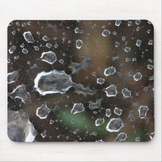 Water Drops Mousepad