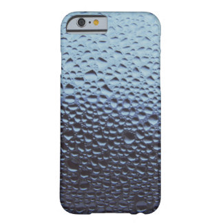 Water Drops Raindrops on Glass Window Barely There iPhone 6 Case