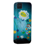 Water Drops Rupydetequila Case iPhone 4 Cover