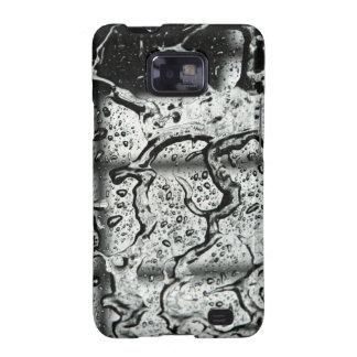 Water Drops Samsung Galaxy S Case Galaxy S2 Case