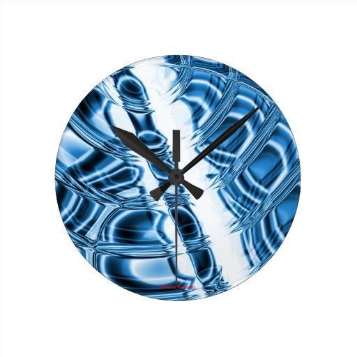 Water Drops Wall Clocks