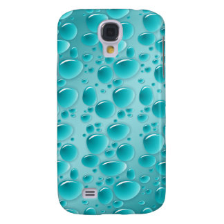 Water Drops / Wet Abstract Galaxy S4 Cases