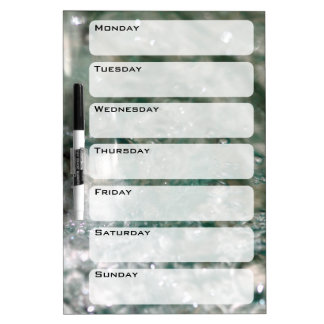 Water Dry Erase Whiteboards