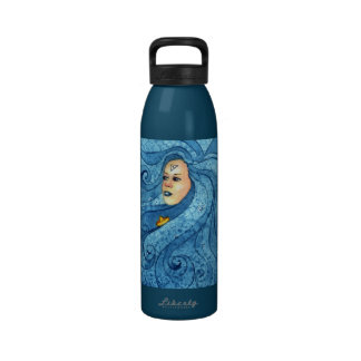 water element fairy Water Bottle