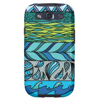 Water Elements Samsung Galaxy S3 Cover