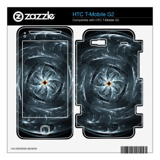 Water Emblem Skins For HTC T-Mobile G2