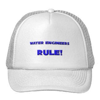 Water Engineers Rule! Trucker Hats