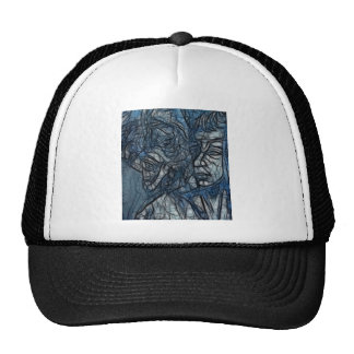 Water Enigma Trucker Hat