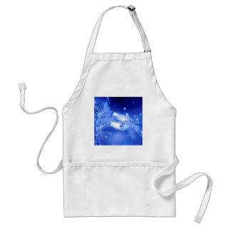Water Exploding Water Adult Apron