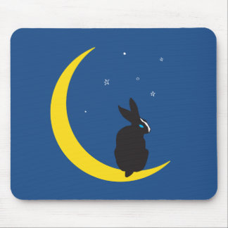 WATER EYES MOUSE PAD