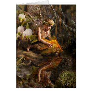 Water Fairy Notecards Card